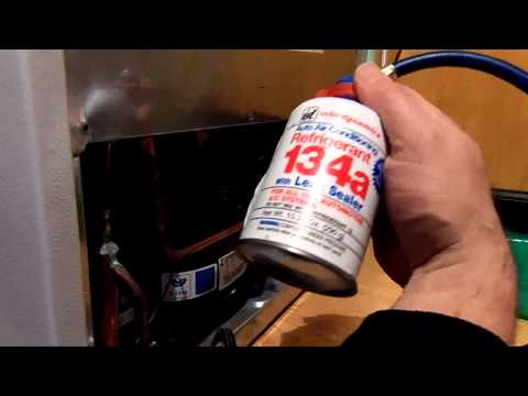 Refrigerator Cooling Failure Youtube