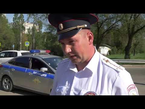 Профилактическое мероприятие ГИБДД - выявление нарушений связанных с тонировкой автомобиля