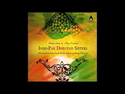 Dhrupad - Indo-Pak Dhrupad Sisters - Raag Charukeshi - Amita Sinha & Aliya Rasheed