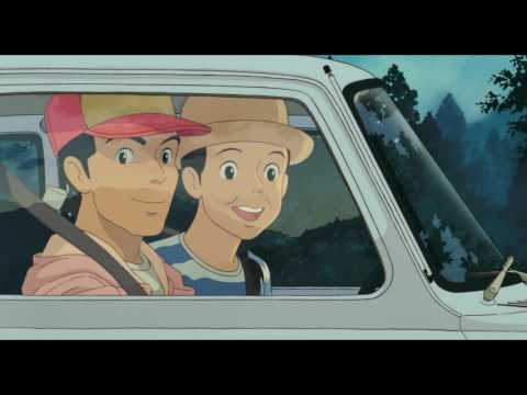 Only Yesterday - Trailer - Own it 7/5 on Blu-ray