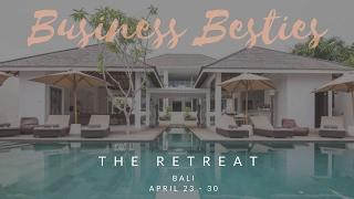 Business Besties Bali Retreat 2017