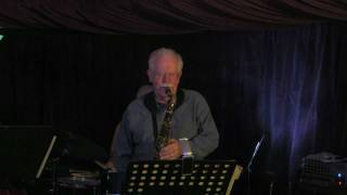 Jazz Central with Dave Karr with Brian Grivna part 1