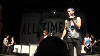 ASIAN ALL TIME LOW//DEAR MARIA//VANCOUVER 09.27.15