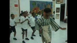 Learn Traditional Nigerian Dance