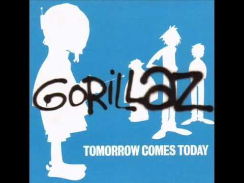Gorillaz Tomorrow Comes Today Acapella