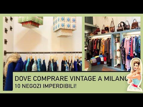 Dove Comprare Vintage A Milano: 10 Negozi Imperdibili!