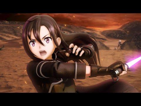 New Sword Art line: Fatal Bullet Gameplay  TGS 2017