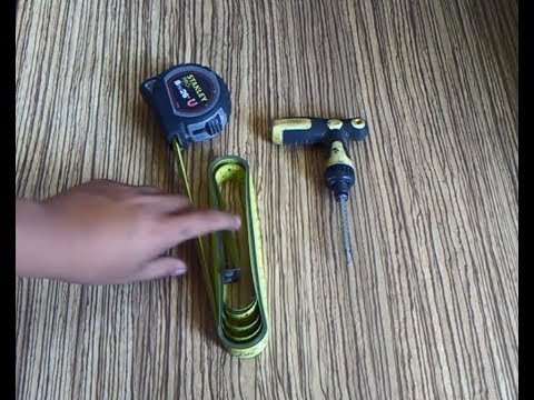 how to fix tape measure kink