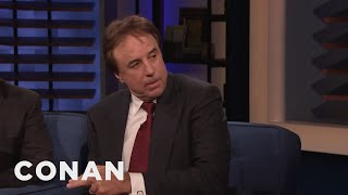 Kevin Nealon Wishes Cars Ran On Petroleum Jelly - CONAN on TBS