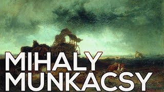 Mihaly Munkacsy: A collection of 207 paintings (HD)