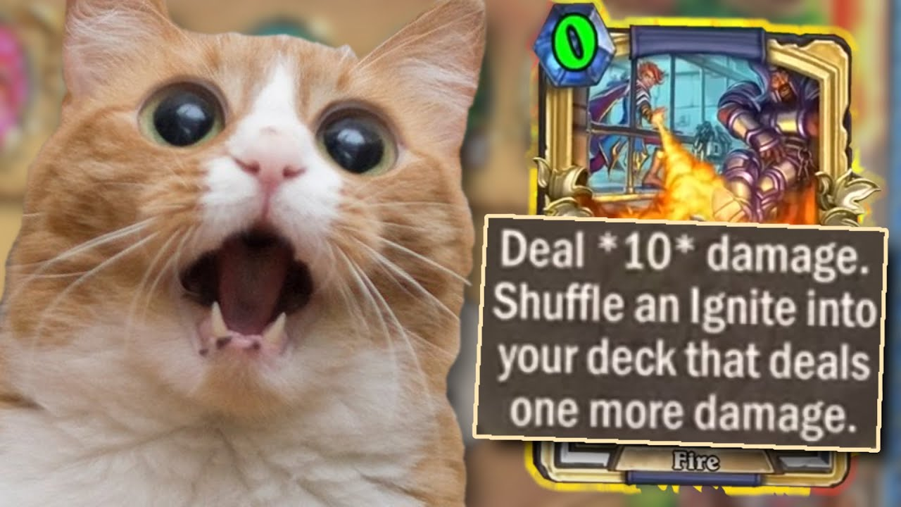 Quest Mage IS ON FIRE! | Constructed | United in Stormwind | Hearthstone