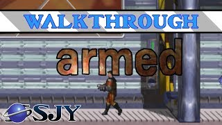 Armed - Sega Saturn - Full Walkthrough [Prototype]