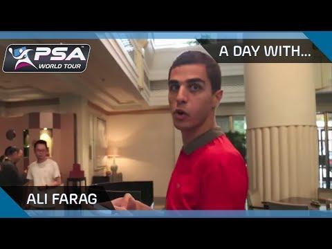 Squash: A Day With... Ali Farag