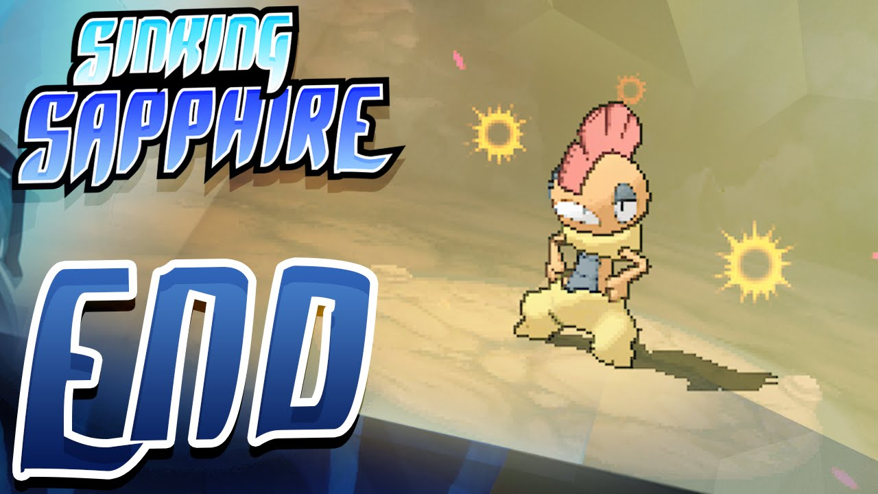 pokemon sinking sapphire rom download