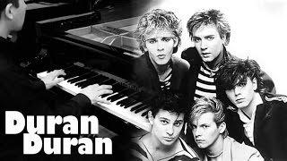 Duran Duran - Come Undone (piano Cover)