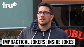Impractical Jokers: Inside Jokes - Calling Ja'Crispy Vulcano | truTV