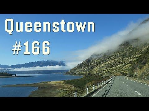 Herbstliche Southern Scenic Route! | Weltreise Vlog #166 Queenstown, Neuseeland