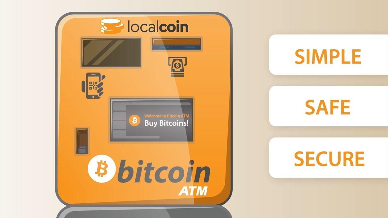Bitcoin Atm Localcoin