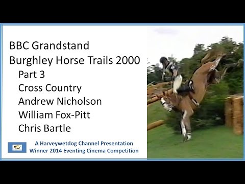 BBC Grandstand Burghley Horse Trials 2000 Part 3