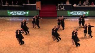 Reign of Fire - NDCA DanceSport Nationals 2016 (Final - 1st Place)