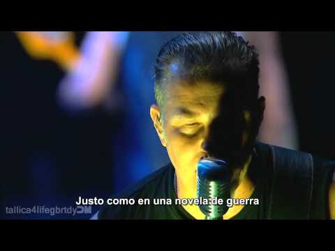 One - Metallica HD (Subtitulos Español)