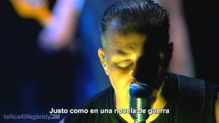 One - Metallica HD (Subtitulos Español)