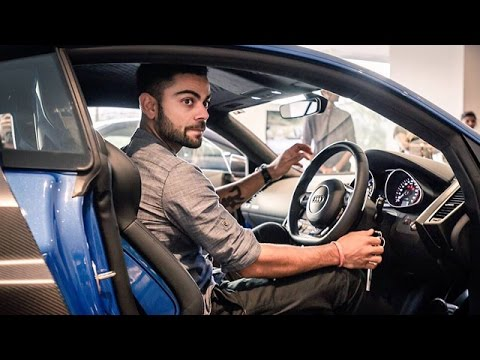 Virat Kohli Just Bought Audi R8 LMX