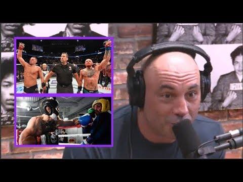 Joe Rogan - Nate Diaz Wants $20 Mil for Conor Trilogy, McGregor vs. Paulie Malignaggi