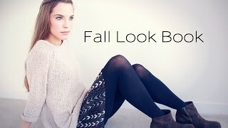 FALL LOOK BOOK! Thumbnail