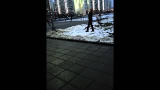 Битва дед морозов :D