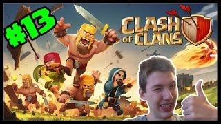 Clash of Clans #13 - Ja nie som kolíder! | SK Let's play | HD