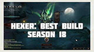 Hexendoktor: Der beste Build für Season 18 (LON, Patch 2.6.6)