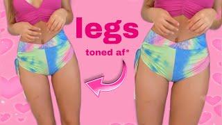 slim thick quarantine worĸout series *legs* pt.2