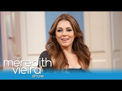 Elizabeth Hurley on Her Relationship With Hugh Grant!  The Meredith Vieira