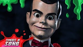 Slappy Sings A Song Spooky Goosebumps Parody