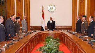 Египет  после терактов в церквях   режим чрезвычайного положения