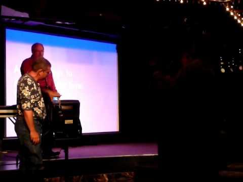 floating karaoke