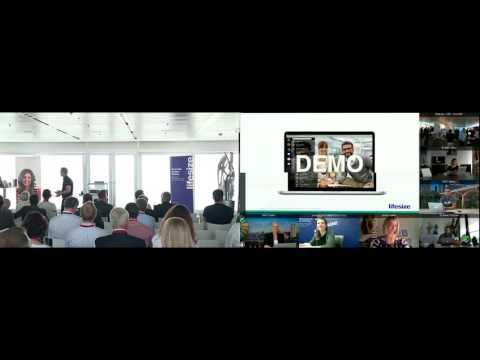 Lifesize Presentation - DEKOM Conferencing & Seaport Day 201