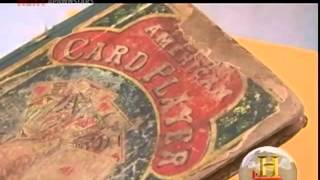 Rebecca Romney Prices a Card Player Book on Pawn Stars