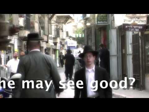 MI HA-ISH  (WHO IS THE MAN)  Psalm 34: 13 - 15 English subtitle