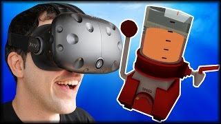 KOTZEN mit VR | Job Simulator - HTC Vive Virtual Reality