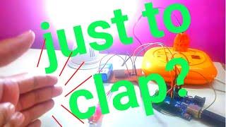 Clap switch Arduino || Understand Arduino Code || Arduino Tutorials || 13