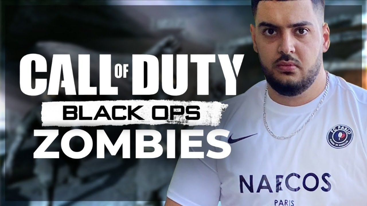 BLACK OPS 1 ZOMBIES !!  // Call Of Duty  NL LIVE