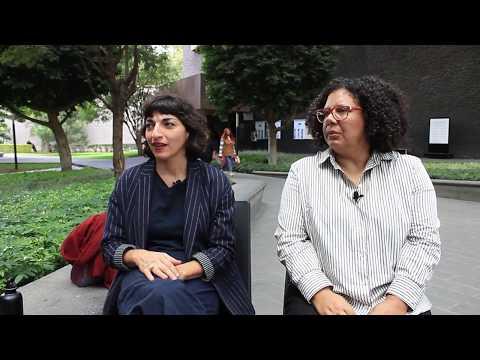 #InvitadasCineteca Entrevista a Bani Khoshnoudi directora y Elsa Reyes productora de Luciérnagas