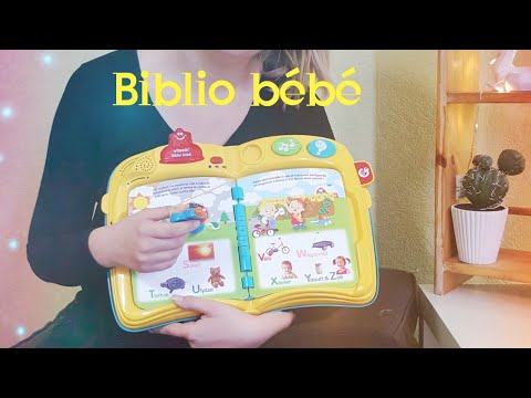 Jouets Livres Biblio Bebe Vtech Youtube