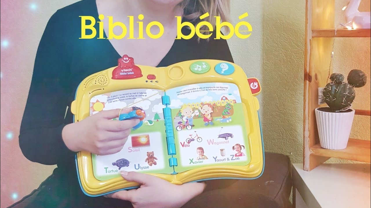 Jouets Livres Biblio Bebe Vtech