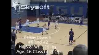 Kelsey Lewis II (Junior Mix)