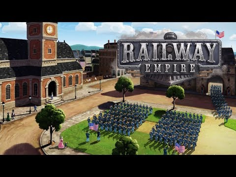 Оружейный завод в Railway Empire. Прохождение Главы 4