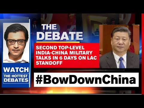 second-top-level-india-china-military-talks-in-6-days-on-lac-standoff-|-arnab-goswami-debates