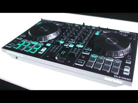 Roland DJ-202 DJ Controller for Serato DJ Intro